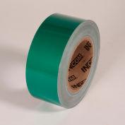 """Tuff Mark Tape, Green, 2""""W x 100'L Roll, TM1102G"""