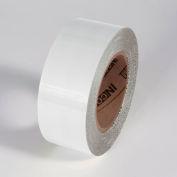 """Tuff Mark Tape, White, 2""""W x 100'L Roll, TM1102W"""