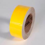 """Tuff Mark Tape, Yellow, 2""""W x 100'L Roll, TM1102Y"""