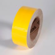 "Tuff Mark Tape, Yellow, 4""W x 100'L Roll, TM1104Y"