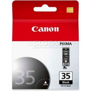 Canon® Ink Cartridge PGI-35BK, Black