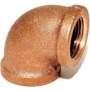 "Trenton Pipe Lf60004 1/2"" 90 Degree Elbow, Lead-Free Cast Bronze - Pkg Qty 25"