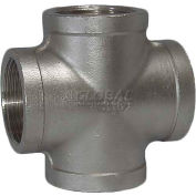"Trenton Pipe SS316-63630 3"" Class 150, Cross, Stainless Steel 316"