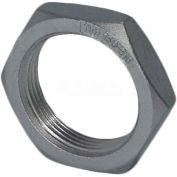 "Trenton Pipe Ss316-65901 1/8"" Class 150, Locknut, Stainless Steel 316 - Pkg Qty 25"