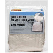 Frost King Large 2-Piece Quilted Indoor Air Conditioner Cover - Pkg Qty 6