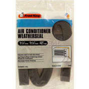 """Frost King Air Conditioner Weatherseal, 1-1/4"""" X 1-1/4"""" - Pkg Qty 12"""