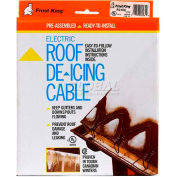 Frost King Roof Cable De-Icer 120V 100'L - Pkg Qty 3