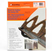 Frost King Roof Cable De-Icer 120V 60'L  - Pkg Qty 6