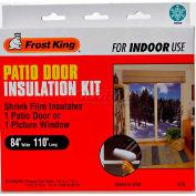 "Frost King Patio Door Shrink Window Kit, 84"" X 110"" - Pkg Qty 12"