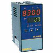 Temperature Control - 90-264VAC, 1/8Din, 4-20mA/3Relay, TEC-8300