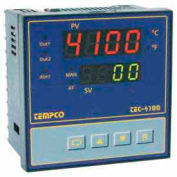 Temperature Control - Prog, 90-250V, Relay2A, TEC56025