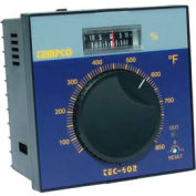 Temperature Control - Analog, J, 120/240V, TEC-402