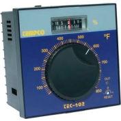 Temperature Control - Analog, K, 120/240V, TEC57203