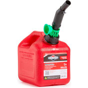 Briggs & Stratton SMART FILL 1 Gallon Gas Can, 85013