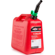 Briggs & Stratton SMART FILL 5 Gallon Gas Can, 85053