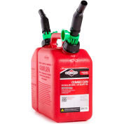 Briggs & Stratton SMART FILL 1.5 Gallon Gas/Oil Combo, 85310