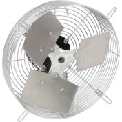 """TPI 12"""" Guard Mounted Direct Drive Exhaust Fan CE12-D 1/12HP 825CFM"""
