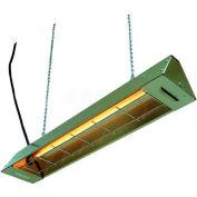 TPI Electric Utility Infrared Heater FFH512A 550W 120V