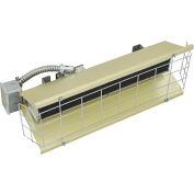 TPI Fostoria Infrared Heater FSS-1424-1 Electric Overhead 1.45 kW 240V