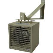TPI Garage Workshop Fan Forced Portable Heater HF5840TC - 3000/4000W 208/240V