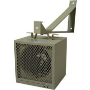 TPI Garage Workshop Fan Forced Portable Heater HF5848TC - 3600/4800W 208/240V