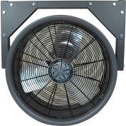 "TPI 30"" High Velocity Air Circulator Blower Fan W/ Yoke Mount, 9000 CFM, 1 HP, 480V, 3 Phase"