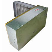 TPI Packaged Duct Heater PD25-1620-3 - 25000W 240V 3 PH 20W x 16H