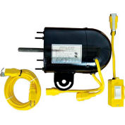 TPI 1/2 HP Motor R1-MOT Yellow
