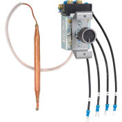 TPI Unit Mount Double Pole Thermostat For Unit Heaters 06927802