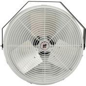 TPI U24CR,24 Inch Corrosion Resistant Workstation Fan-Wall/Ceiling 1/8 HP 2100 CFM
