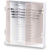 "TrippNT™ HPLC 30 Column Storage Cabinet, 15""W x 16-1/2""D x 3""H"
