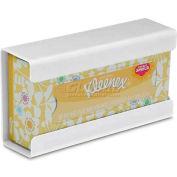 TrippNT 50994 Small White Wall Mountable Kleenex Box Holder