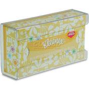 TrippNT 51211 Clear PETG Small Wall Mountable Kleenex Box Holder