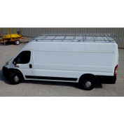 """12' Van Rack W/ 60"""" Crossbars - ProMaster Van 136WB & Std 159 WB - 460136"""