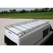 """12' Van Rack W/ 63"""" Crossbars - '06 & Earlier Sprinter High Roof Van - 463505"""