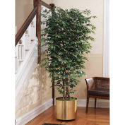 OfficeScapesDirect 6.5' Ficus Silk Tree