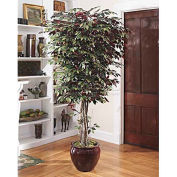 OfficeScapesDirect 6' Executive Capensia Silk Tree
