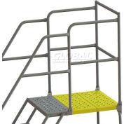 "Configurable 37"" Deep Top Platform Kit - Perforated Tread UP30DTK"