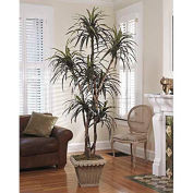 OfficeScapesDirect 8' Dracaena Silk Tree