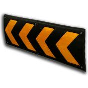 "Medium Duty Wall Protector - 39-1/2"" x 8-3/4"", 1 Each"