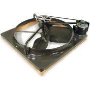 "24"" Comfort Cooler Belt Drive Whole House Fan - 1/3 HP"