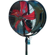 Jetaire® 54 Inch High Velocity Fan, Non-Oscillating, 230 V, 3PH, 42500 CFM, 5 HP HV5419-Y