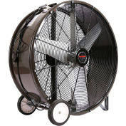 "36"" 1 Speed 1/2 HP 115V 1-Phase Open Drip Proof Motor Direct Drive Portable Cooler HD PC3613"