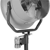 Jetaire® Vertical Mounting Bracket with Oscillation for HV Series Fans VMB 2430-OSC
