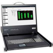 "Tripp Lite TAA Compliant KVM Console 17"" Monitor 1U Rackmount"