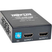 Tripp Lite 2-Port HDMI Over Cat5 Cat6 Audio Video Extender Remote Unit