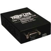 Tripp Lite VGA + Audio over Cat5 Cat6 Extender Receiver 1920x1440 at 60Hz