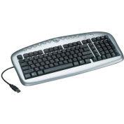 Tripp Lite Notebook Laptop Computer Peripheral Multimedia USB Keyboard