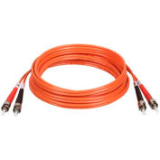 Tripp Lite 2M Duplex Multimode 62.5/125 Fiber Patch Cable ST/ST 6ft