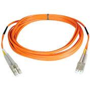 Tripp Lite 0.3M Duplex Multimode 62.5/125 Fiber Patch Cable LC/LC 1ft